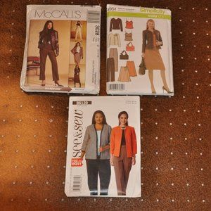 Women's Career Clothing Patterns
